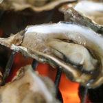 方舟 酒月 - 名物!焼牡蠣は一人10個はお召し上がり下さい