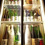 方舟 酒月 - 日本酒は日替りで毎日届きます!