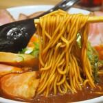 和 ダイニング 清乃 - 和歌山贅沢ラーメン(麺)