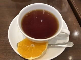 ハーブス - オレンジティー