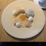 146912371 - Karin  1,200円+紅茶500円