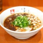 清乃 - 料理写真:煮干しブラック800円