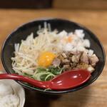 十二分屋 - 料理写真:健二朗ブラック 900円