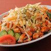 アリサ - 料理写真:お野菜たっぷりのサラダ