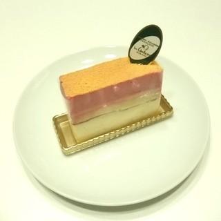 ラ・クロシェット・ヒラノ - 料理写真:モネ420円