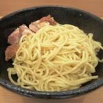らぁ麺 はやし田 - 替玉