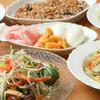 ぴあっと志万多 - 料理写真:サラダ