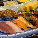 磯丸水産 - 磯丸寿司定食