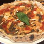 Italian Kitchen VANSAN - pizza