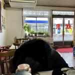 中華料理 紅蘭 - 店内入口