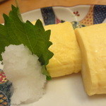美味処 梵天丸 - だし巻き玉子