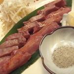 美味処 梵天丸 - 厚切り牛たん焼き