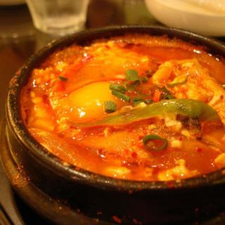 今話題の韓国料理♪