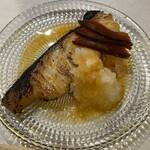 魚処ほり川 - 銀むつ西京焼き