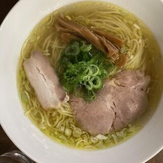 柳麺 多むら - 料理写真:塩ラーメン
