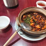 146954678 - 四川山椒と唐辛子の本格麻婆豆腐