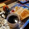珈琲亭 ルアン - 料理写真:ロイヤルブレンドコーヒー&モーニングサービス♪