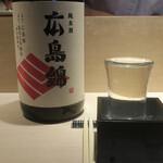 146955865 - 賀茂鶴が醸す「広島錦」純米酒 31BY