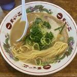 天下一品 - ストレート中太麺