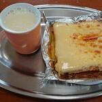 146958269 - チーズトーストセット