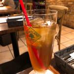 イタリアンバル 2538 - ウーロン茶