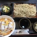 石挽蕎麦と炭串焼 一成 - 料理写真: