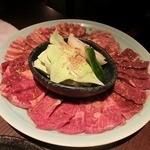 焼肉居酒家 韓の台所 - 大吉盛り
