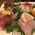 おいしい魚を食べさせる店 魚可津 - 料理写真:おまかせ刺身盛り合わせ