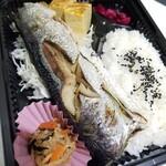 とれたて北海道 - 小樽産にしんの塩焼き