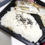 とれたて北海道 - ごま塩ご飯
