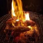 炭火Grill+和Dining きらく -