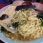 壱発ラーメン - ご対麺