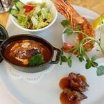 Restaurant男山 - 料理写真:
