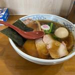 146983737 - チャーシュー麺+味玉