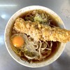 田舎そば かさい - 料理写真:ちくわ天そば並(420円)+生玉子(60円)