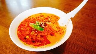 白楽天 - 担々麺