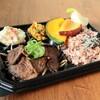 八百屋食堂 まるも - 料理写真:500円焼肉弁当