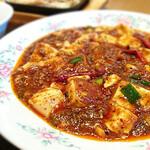 紅虎餃子房 - 速マーボ豆腐定食