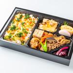 神童ろ - 料理写真:鮭といくらのすき焼き御膳