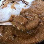 呑食里 - サイコロ状のほろほろ牛タンがたっぷり