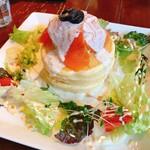 カフェアンジェ - 料理写真: