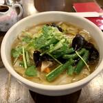 Toushoumenshuka - 什錦刀削麺