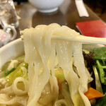 Toushoumenshuka - 刀削麺
