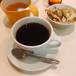 ピーくんカフェ - コーヒー