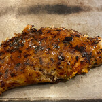 はやしのお好み焼 - 料理写真:肉玉 750円。