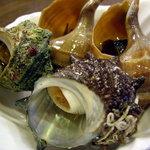 海鮮食堂 満天 - OptioA30で撮影