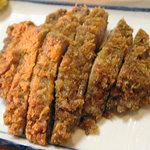 串焼 丸真 - レバフライ