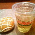 クリスピー・クリーム・ドーナツ - マンゴーマンゴー、凍頂烏龍茶