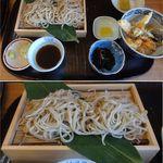 蕎麦や 口福 - ランチ。蕎麦や口福(愛知県岡崎市)