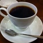 ミモザ - コーヒー(スクランブルエッゴセット600円)